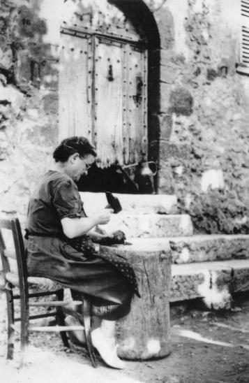 Berthe Rouvier