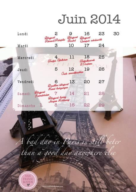 Kalender Mai