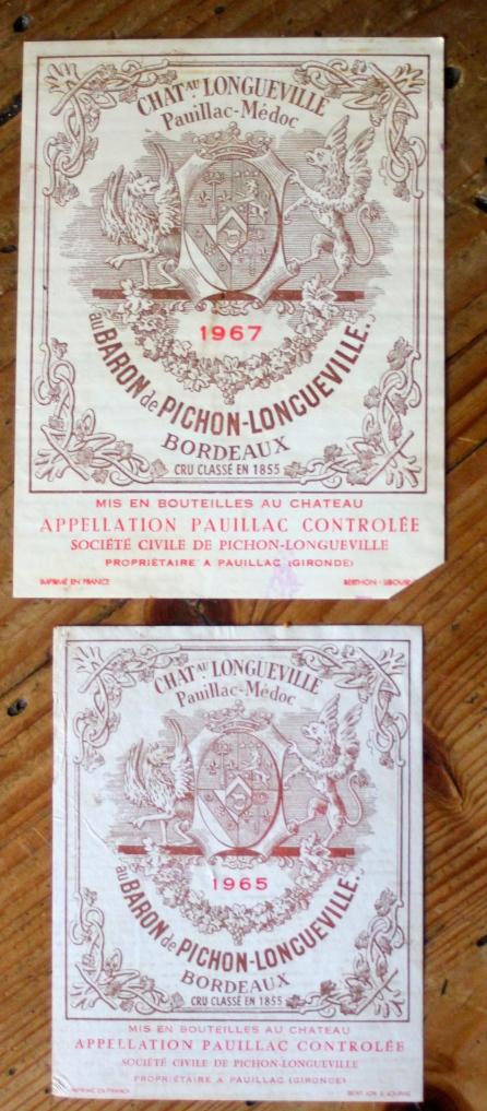 Pichon Longueville