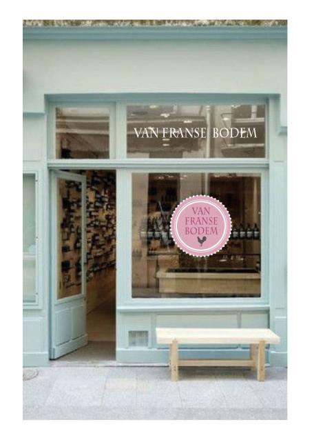 winkel van Franse bodem