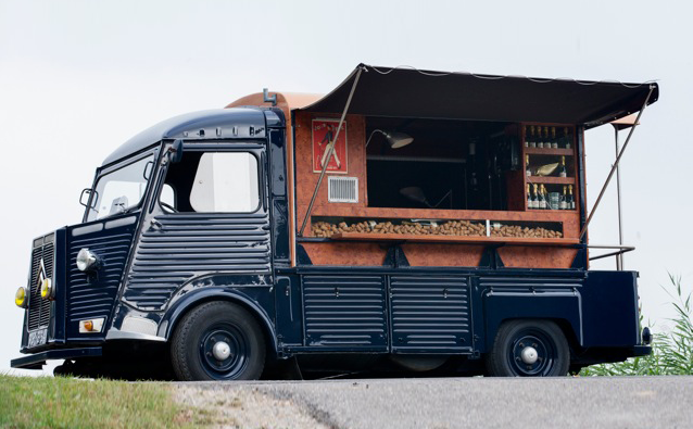 Van mobiel postkantoor naar hippe food truck de citro n for Mobiel te koop