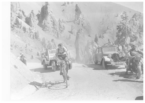 Jan Nolten - 1953 Col Izoard