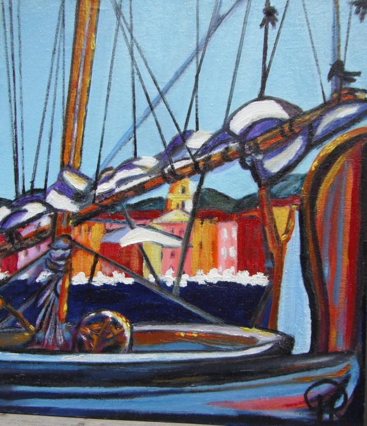 120 port de st Tropez verkocht