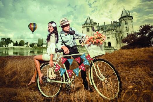 Anjou Vélo Vintage 2015