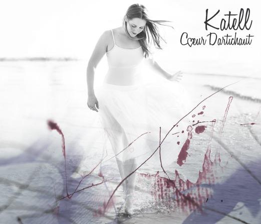 Katell coeur d'artichaut CD cover