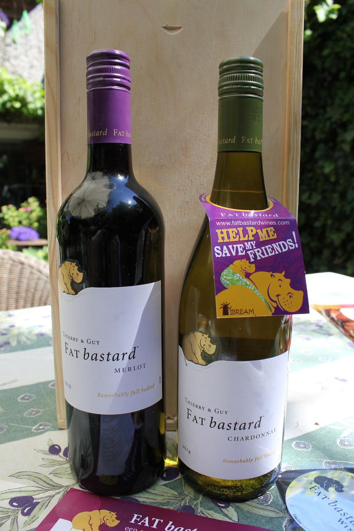 Ongebruikt Een mooie wijn voor een goed doel, FAT bastard – Van Franse bodem HM-65