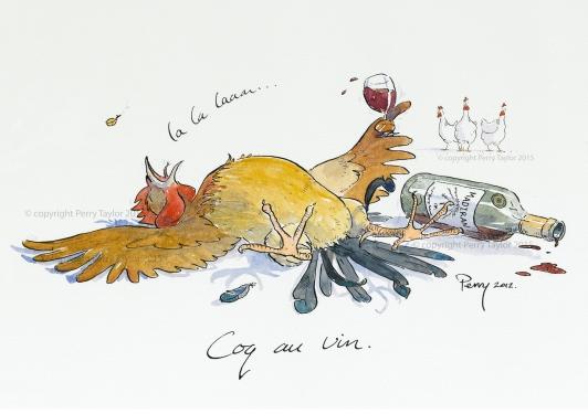 Perry Taylor-coq au vin