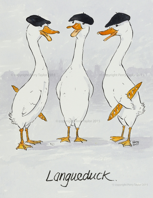 Perry Taylor-Langueduck