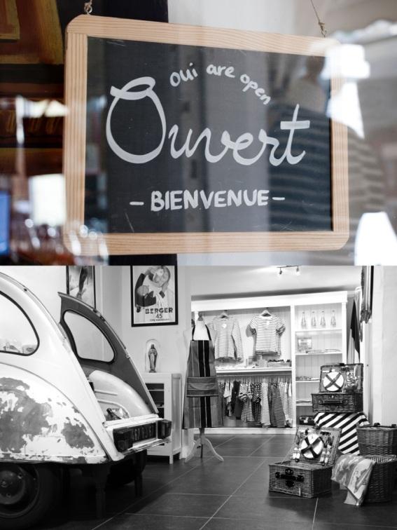 winkel Frankrijk