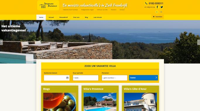 Frankrijk, Provence, Cote d'Azur