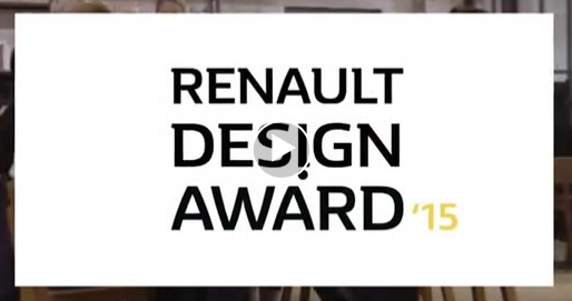 Renault dutch design award