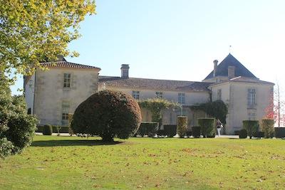Chateau de Pez, Medoc, frankrijk