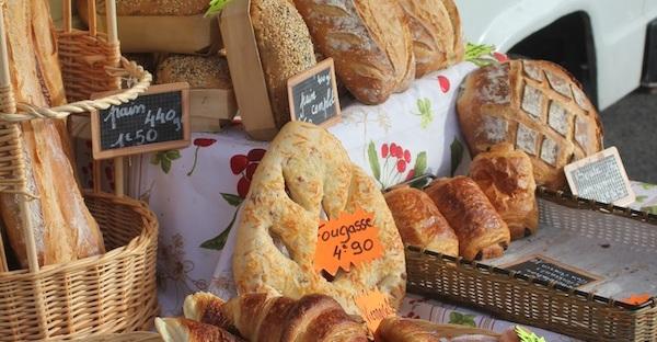 stokbrood, Frankrijk