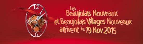 Beaujolais Primeur 2015