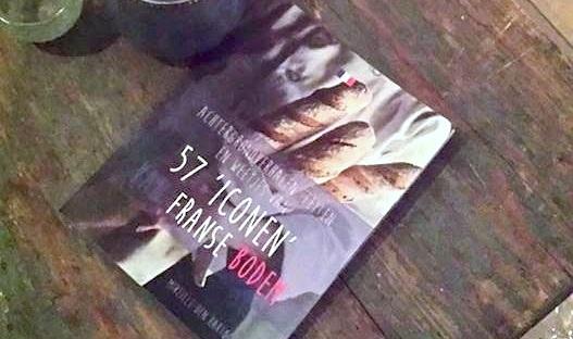 boek 57 'iconen' van Franse bodem