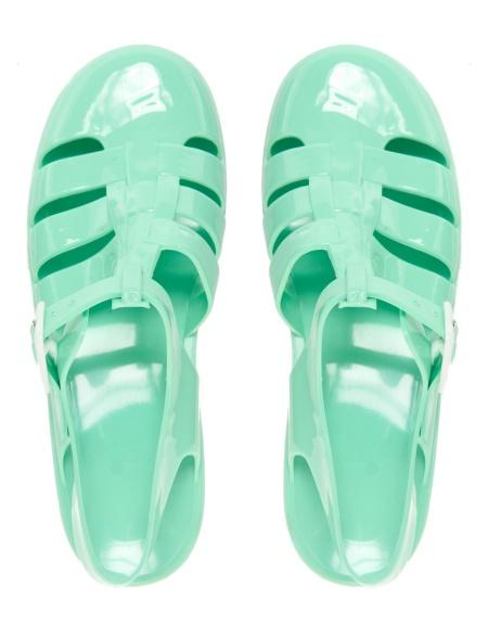 plastic sandal