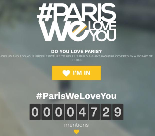 Parijs blijft altijd Parijs
