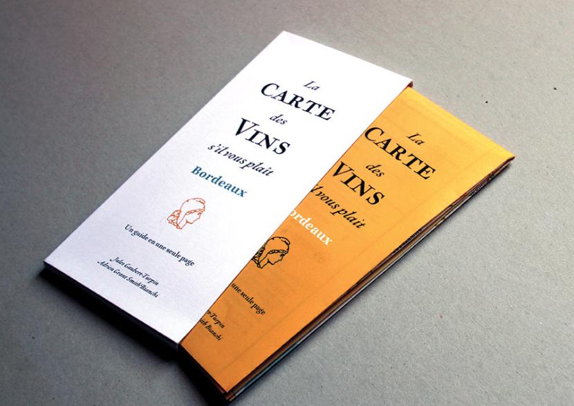 wijn, kaart, gids, Bordeaux, Frankrijk