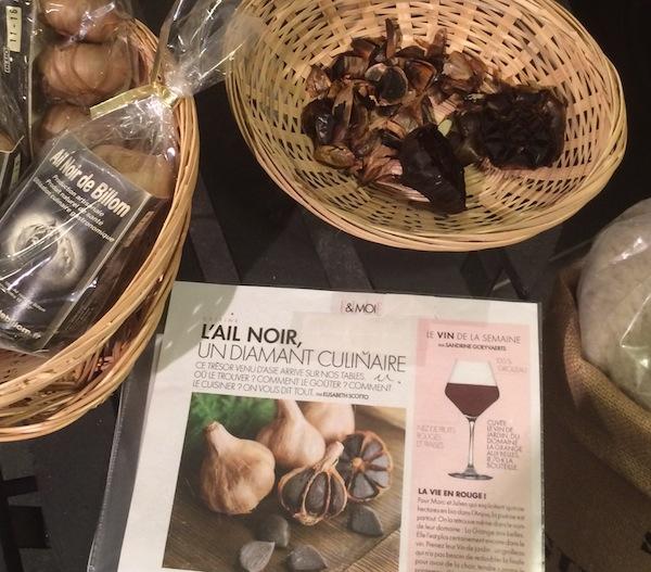 knoflook, van Franse bodem