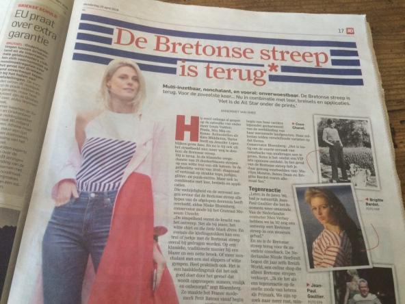 Bretonse streep
