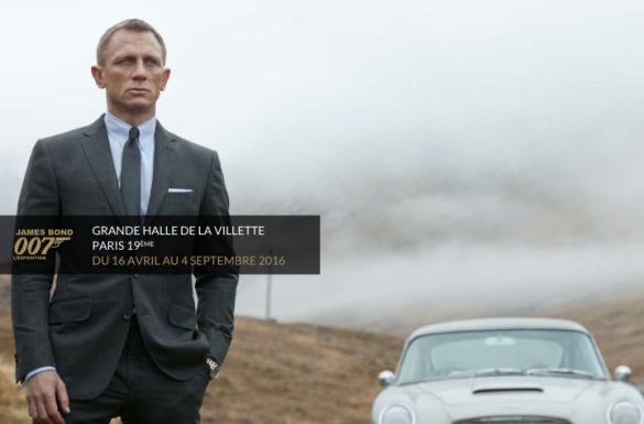 James Bond Parijs