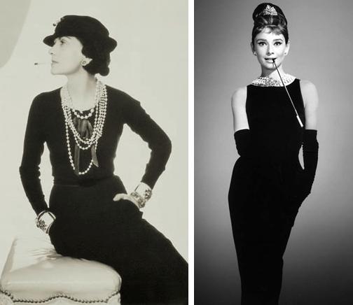4b9e18d99ea La petite robe noire van Chanel –  Producten  uit Frankrijk.