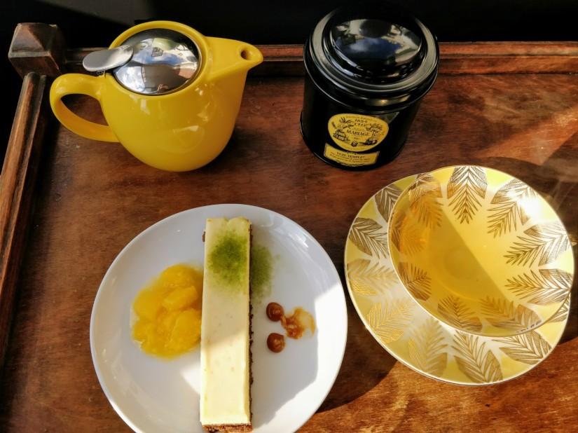 MF Yuzu green tea and cheesecake.jpg