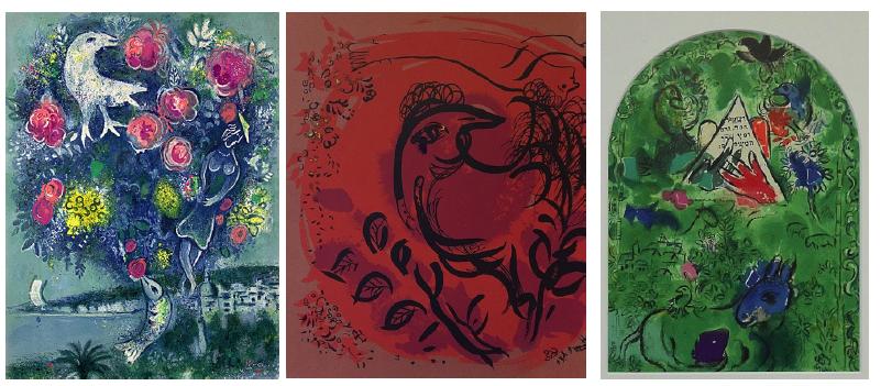 van Franse bodem – Franse producten, Franse hotspots in ... Chagall Tentoonstelling