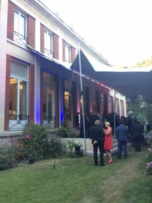 Franse ambassade Den Haag