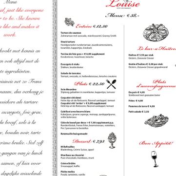 louise petit restaurant