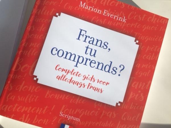 Frans, tu comprends? boek, Franse taal