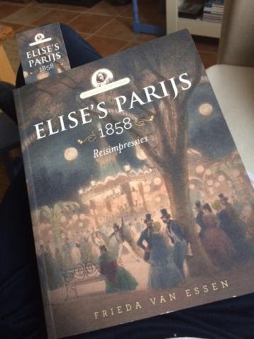 Elise's Parijs 1858
