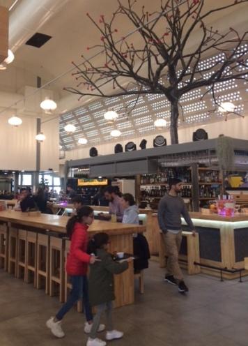 Foodhall Boca Bordeaux, hotspot Bordeaux Food
