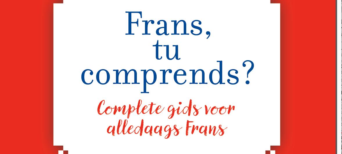 Frans, tu comprends?