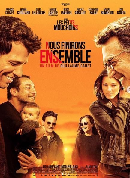 Nous finirons ensemble, Franse film