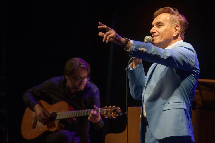 Philippe en Reyer live (by René Wouters)