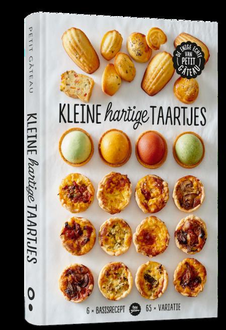 9789021574332 Kleine hartige taartjes - 3d