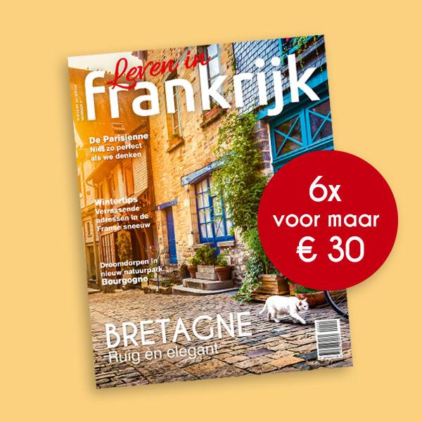 Magazine leven in Frankrijk