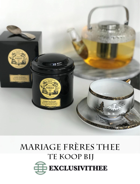 mariage frères thee exclusivithee