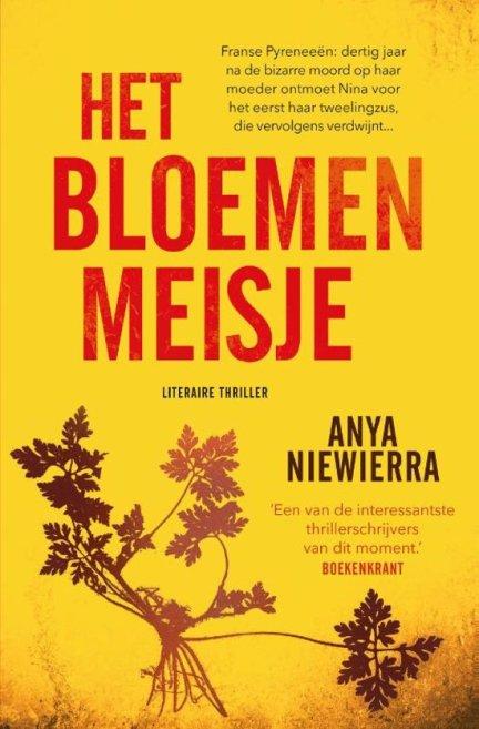 Anya Niewierra - Het bloemenmeisje