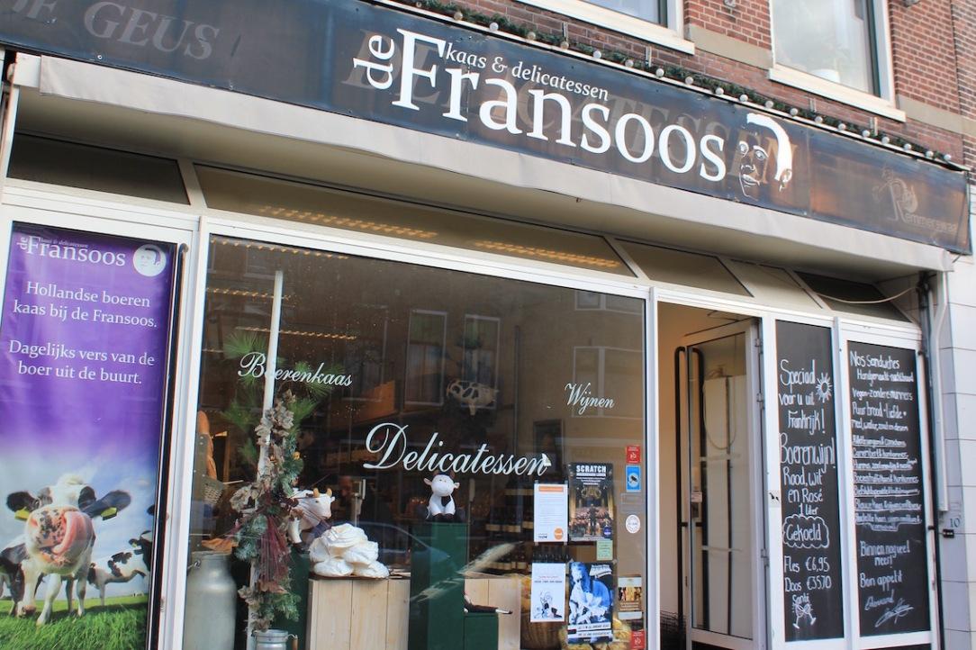De Fransoos Leiden, Franse hotspot