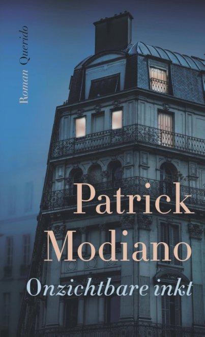 Patrick Modiano - Onzichtbare inkt