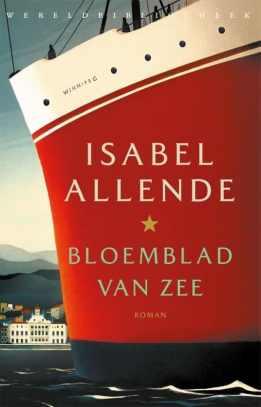 Isabel-Allende-Bloemblad-van-de-zee