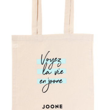 JOONE Paris tote bag 3
