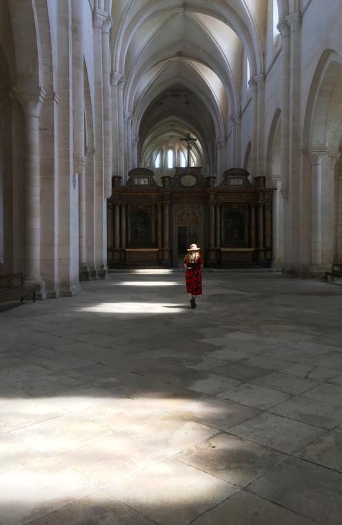 Suzy-in-Abbaye-de-Pontigny