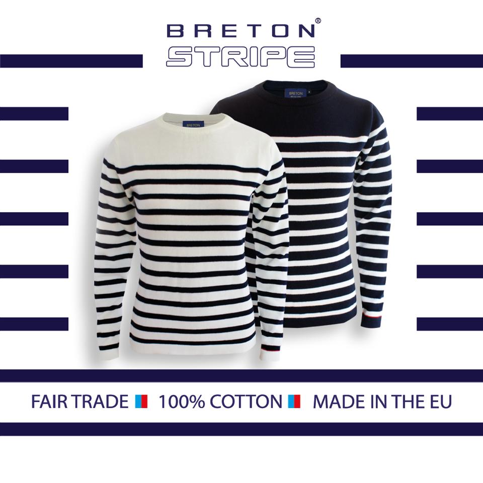 winactie bretonse streepjestrui