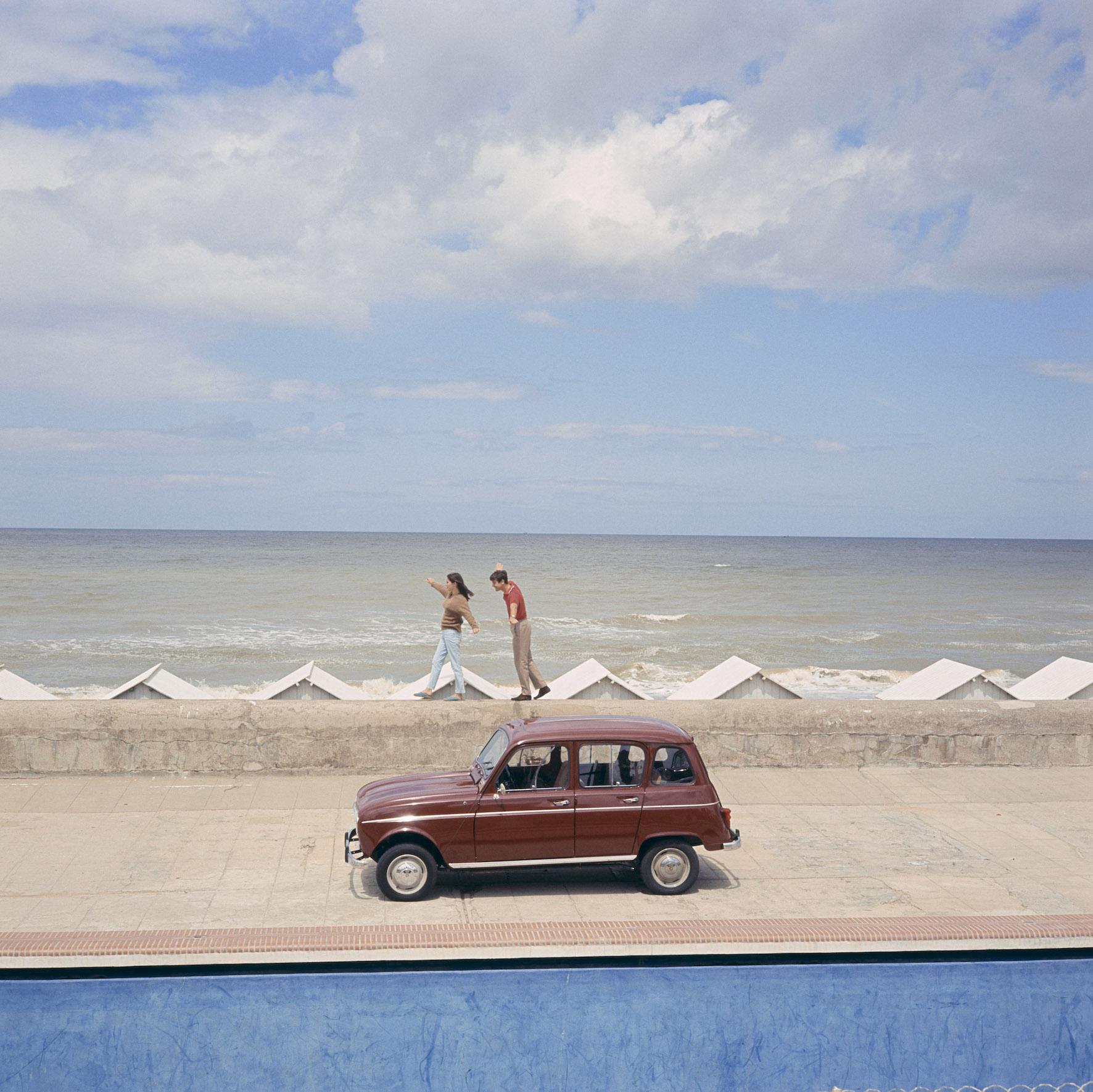 Renault 4L 60 jaar