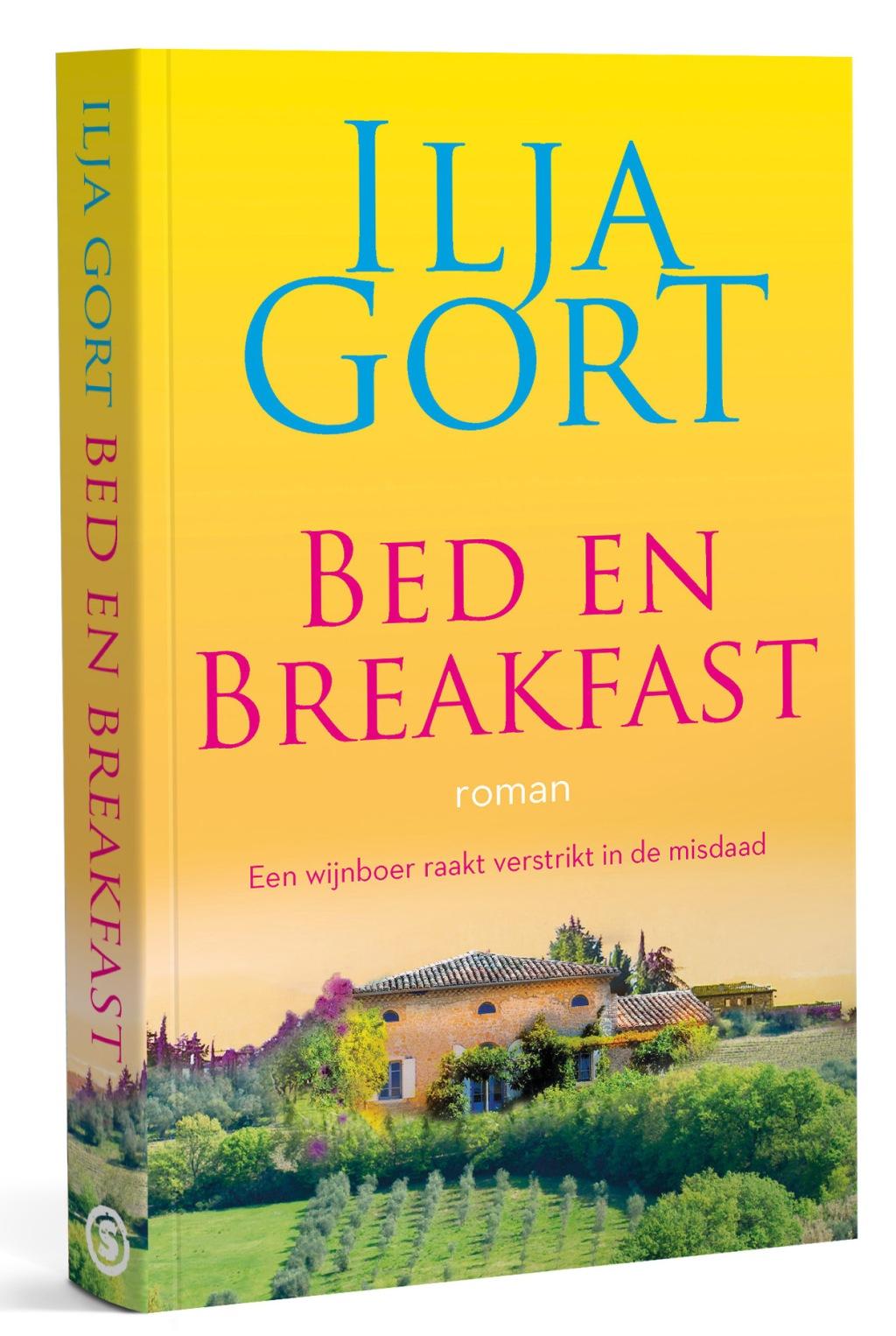 Bed en Breakfast boek Ilja Gort
