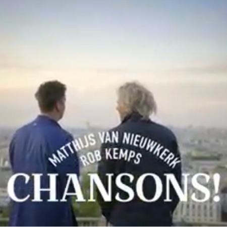 Chansons Matthijs van Nieuwkerk